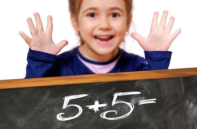 Gdy dziecko ma trudności matematyczne (dla dzieci)