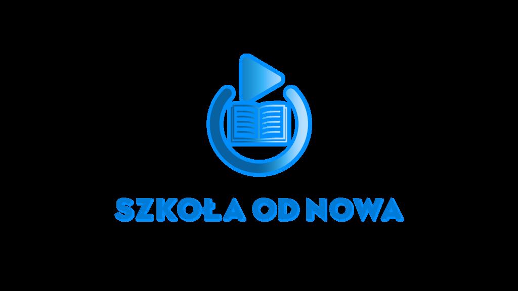 Logo Kampania społęczna Szkoła Od Nowa