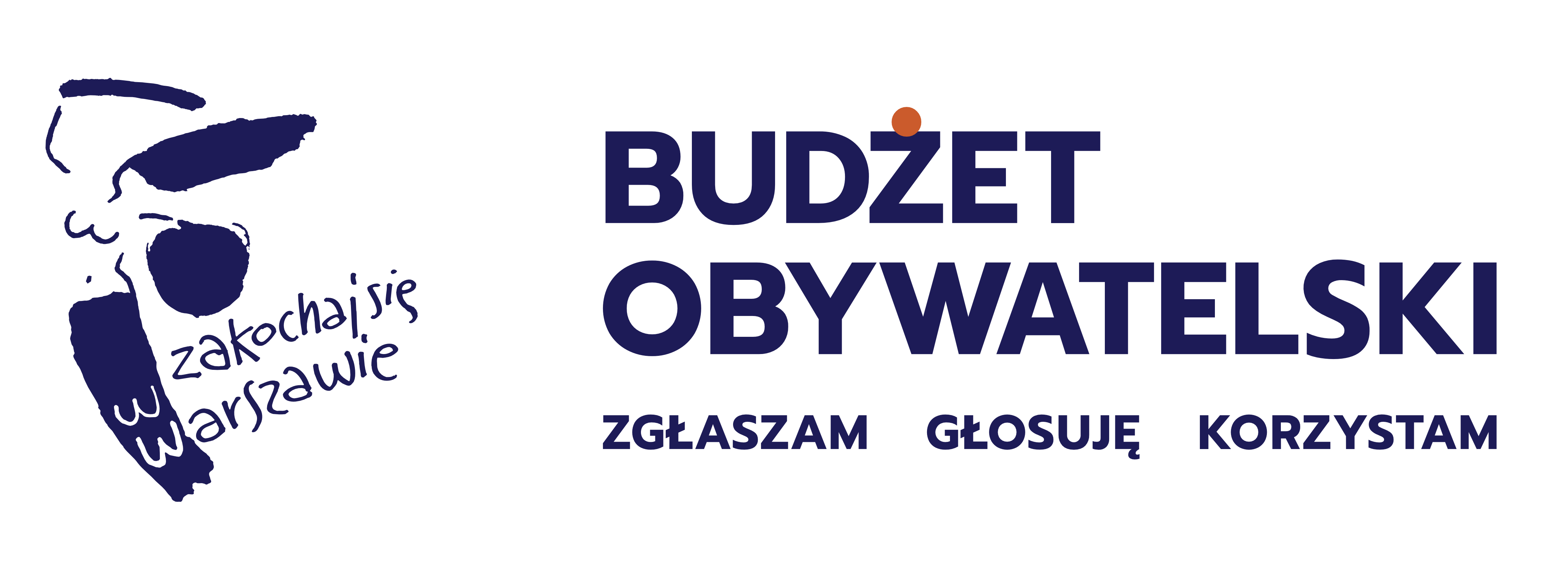 Logo Budżet Obywatelski