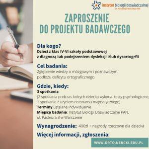 Plakat Projektu IBN